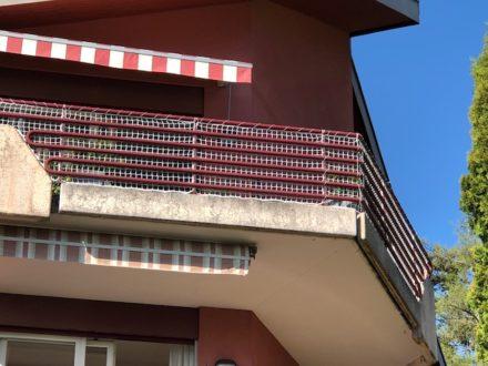 Filet garde-corps balcon