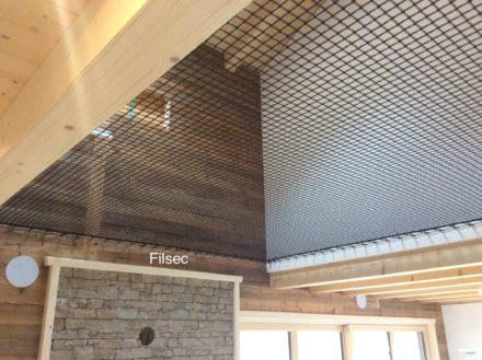 Filet protection mezzanine