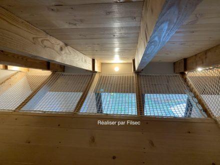 Filet vertical Attalens